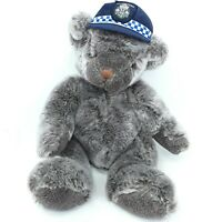 Constable T Bear plush soft toy doll teddy Victoria Police