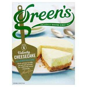 Greens Velvety Cheesecake Mix - 6 x 259gm
