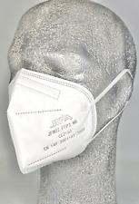 Atemschutzmaske FFP2 ohne Ventil JIFA einzeln verpackt (1 Stück)