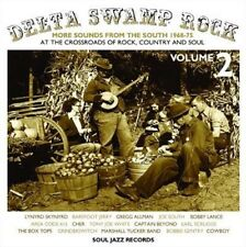 Delta Swamp Rock More Sounds From The South 1 - Soul Jazz Records Presents