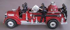 Scarce Arcade Cast Iron Toy Fire Pumper c. 1938