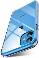 Clear Hard Case For iPhone 11 Pro Max 6.5 inch Cover Protective Bumper Hybrid