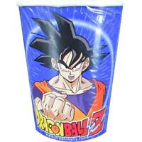 Dragonball Z 9oz Paper Cups (8ct) --BRAND NEW