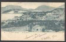Brazil Postcard Rio Do Cattete A Botafogo To Argentina 1905