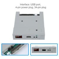 "3.5"" 34pin Floppy Disk Drive USB SSD Emulator Simulation For Music Keyboard LJ"