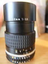 Nikon 135mm f2.8  Nikon Lens Serie E  - Ottime Condizioni
