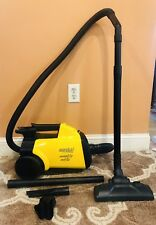 Eureka Mighty Mite Bagged Bare Floor Canister Vacuum Cleaner ~ Model 3670
