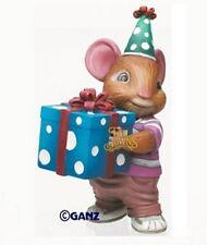 Ganz Tail Towns Friends BIRTHDAY BOY Collectible Figurine