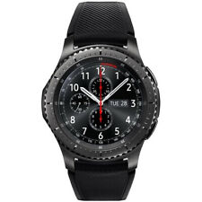 Samsung Galaxy Gear S3 Frontier 46mm SM-R760 Bluetooth Smartwatch Dark Gray