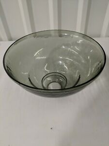 Pottery Barn 2017 Vintage Glass Hood Shade Large Glass, Open Box, Free Shipping!