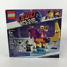 New LEGO Movie 2 Introducing Queen Watevra Wa'Nabi 115 Pieces Sealed Set 70824
