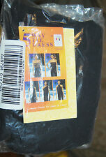 QVC'S IT FIGURES 5 WAY MESH DRESS STYLE COVERUP SO VERSATILE BLACK ONE SIZE/ALL