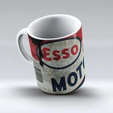Esso Oil Can Vintage Style Coffee Mug 11 oz Collectible