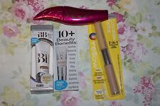 Physicians Formula Concealer Yellow/Light 3056 & SUPER BB #6394 & MASCARA BLACK