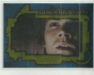 2008 Inkworks Supernatural Connections Trading Card #51