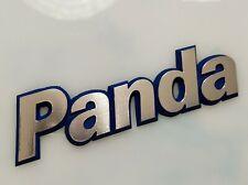 Fregio cofano emblema stemma logo targhetta FIAT PANDA 4x4 750 900 1000 mod 141
