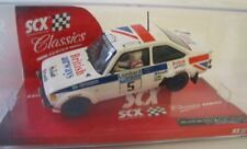 Scx 63690 Ford Escort Mkii 1977 - 1:32 slot car with lights - suits Scalextric