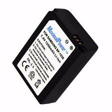 For SAMSUNG BP-1030 Camera Battery NX200 NX210 SMART NX300 NX1000 NX2000 1250mAh