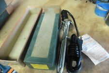 Vtg Tool Chill Chaser Stainless Electric Immersion Water Heater S 1008 With Box