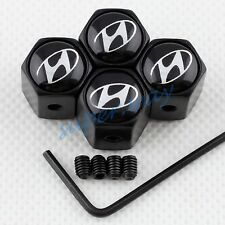 For Hyundai Moulding Wheel Accessories Air Vlave Cap Dust Cover Anti-theft Hats