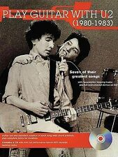 Play Guitar with U2 (1980-1983) by Hal Leonard Publishing Corporation (Mixed...