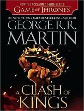 George R. R. MARTIN / [A Song of Ice and Fire #2] A CLASH of KINGS  [ Audio ]