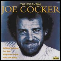 JOE COCKER - ESSENTIAL CD ~ THE LETTER~DELTA LADY + GREATEST HITS BEST OF *NEW*