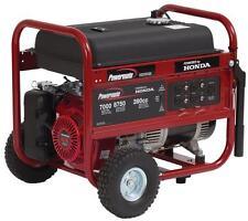 Powermate Generator 7000 Watt Manual Start 13 HP Honda Engine #PM0497000