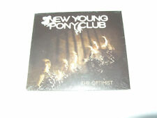 New Young Pony Club The Optimist (CD 2010) DIGIPAK New & Sealed