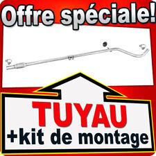 Tuyau Intermédiaire FIAT PANDA II 1.1 54CH 1.2 60CH 2003-2012 échappement TTH