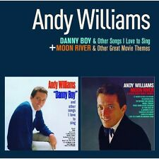 Andy Williams - Danny Boy + Moon River [New CD] Spain - Import