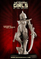 Raging Heroes 20836 Lieutenant-Colonel Kruger (Iron Empire) Female Officer Hero