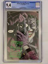Batman: The Killing Joke - CGC 9.4 - Classic Alan Moore Story