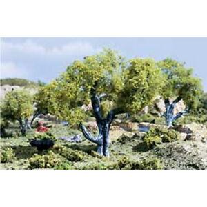 """Woodland Scenics TK18 3-1/2"""" Double Fork Model Trees Kit  (Pack of 2)"""