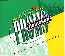 HEINEKEN NIGHT OF THE PROMS Speciale editie 5TR CDM 1995