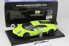 AUTOart 1:18 Lamborghini Murcielago LP670-4 SV (VERDE SANDAG/Light Green) 74614