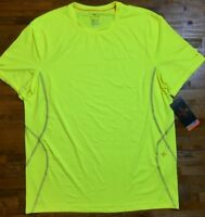 TOMMIE COPPER VELOCITY PERFORMANCE 2.0 SHORT SLEEVE SHIRT - Men's Large L  NWT