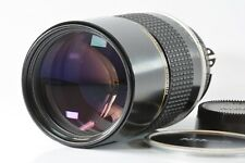 [Top MINT] Nikon Ai-s Nikkor 180mm f2.8 ED Telephoto MF AIS Lens from JAPAN N513