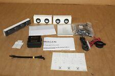VW Approved Park Sensor Kit Grey Cobra 0158 0168 ZGB0000522LA7T New VW part