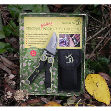 BRAND NEW FOLDING POCKET SECATEURS