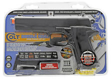 Colt Double Eagle Spring Airsoft Pistol wit Target OFFICIAL LICENSED 328 FPS