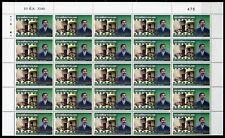 THAILAND SCOTT#1738/41 SET OF SHEETS (CONTAINING 50 SETS) MINT NH--SCOTT $180.00