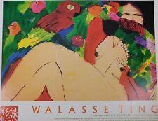Affiche Walassa Ting - Gallery de la Tour