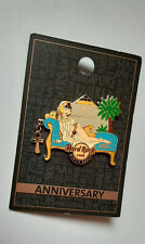 pin's Hard Rock Café Myrtle Beach 2015 - 20th anniversary (pin up)