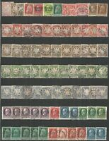 Bavaria  from 1888 year , Germany nice Collections , old used stamps