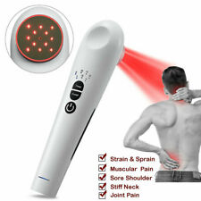 Cold Laser Therapy LLLT Red Light Therapy Beats TENS Therapy Pain Relief