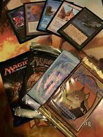 Magic New Random Sealed booster pack x1 PLUS 1x Beta Card.