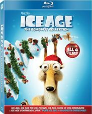 Ice Age: Complete Collection [New Blu-ray] Boxed Set