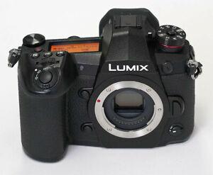 Panasonic LUMIX G9 PRO, professional, mirrorless camera (Body only)