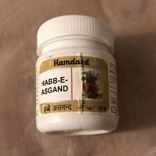 Hamdard Habb-E-Asgand for useful in Gout, Lumbago and Joint Pains - 50 Tablets